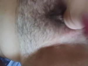 hot wife masturbation