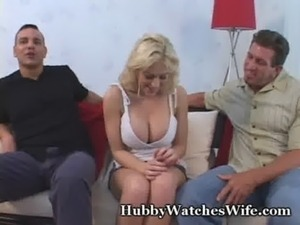 Busty Eve Takes Thick Cock free