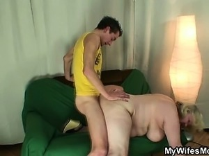 cheating young wife