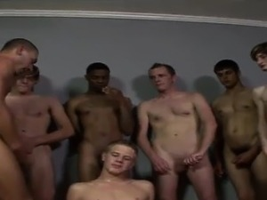 Hot gay scene Welcome to the club Chase!