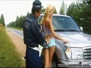 police anal porn baton