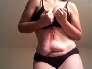 Saggy MILF Dance