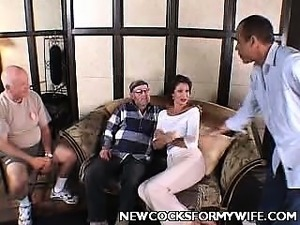 real hory house wife videos