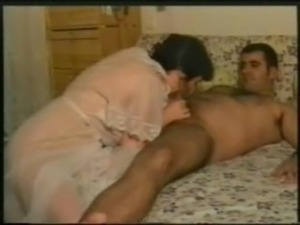 Hairy Spanish housewife shower free