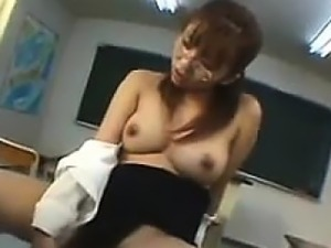 Naughty Asian Teacher