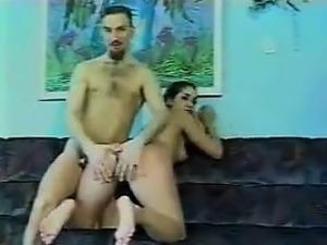 Arab Beauty Wanting Two Erect Cocks