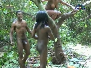 Afrikanische Adult Video