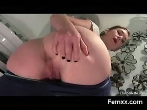 Fem Dom Teen In Amazing Fetish Porn
