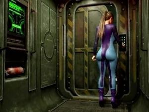 Lara croft fucked anal hard 10