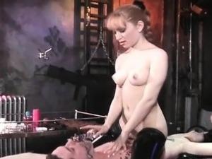Sexy hot body slut bondage a men spank part3