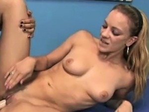 from massage to lesbo strapon fuck