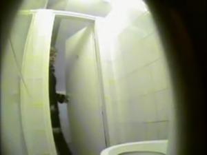 Spy cam in toilet free