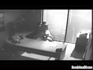 Office Tryst Gets Caught On CCTV And Leaked free