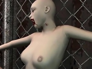 Beware Of Darkness - Horny 3D anime sex videos