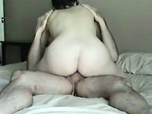 Husband And Housewife Creampie At Home