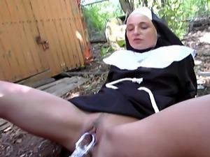 Whores porn nun