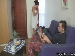 nude black slave girl punished