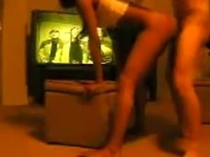 real babysitter caught having sex video