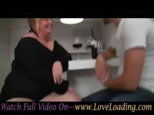 ebony bbw fucking videos