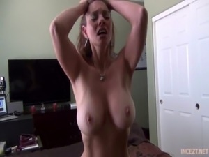 Mom comes home excited free