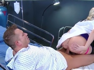 sexy young patient doctor examination story