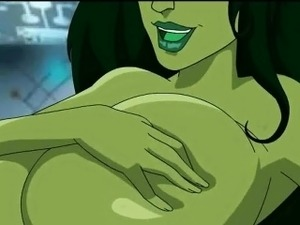 Justice League Porn - Canary fucked in a Flash