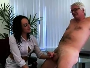 amateur handjob posted free video cfnm