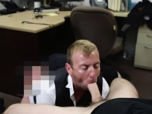 Letting a same sex stranger suck your big cock