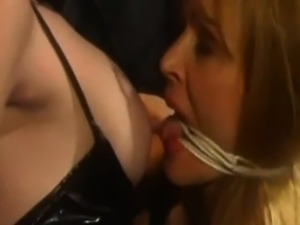 Tanya and Paige fucked
