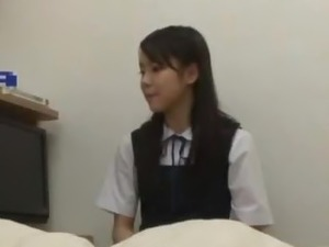 youg asian school girls