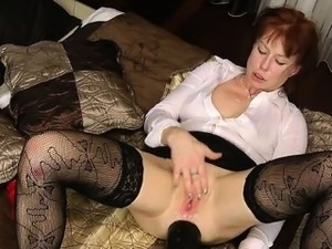 sexy old red heads