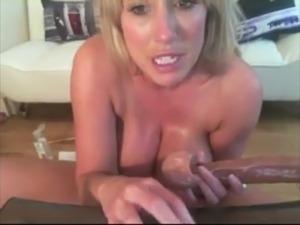 Vocal british milf is a webcam slut