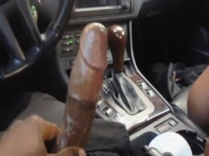 blowjob video car amateur