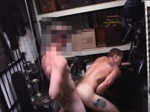 Straight gay video blow job Dungeon tormentor with a gimp