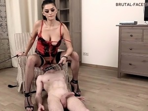 youngest femdom strong girl