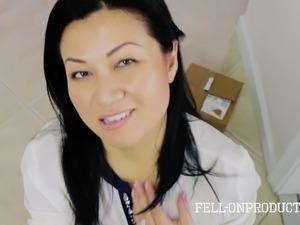 Asian Milf Lesbians Lucky Starr Jackie Lin Cindy