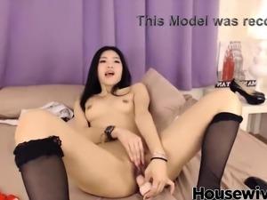free pics asian stockings