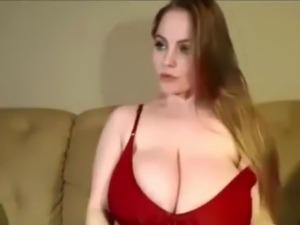 A Primer - Big saggy blond big tits beauty face