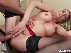 Sindy Lange Cougars, Boss, Fucked, Gets-fucked, Hot-milf, Hot-milf-fucked,...