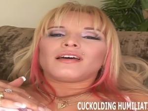 Watch me satisfy my big black cock craving