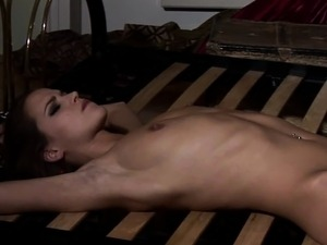Latex and ultra fetish bdsm intercourse