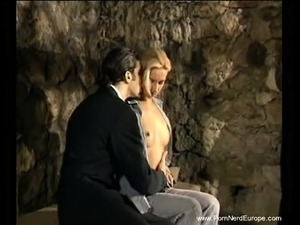 Double Penetration Anal German Blonde MILF
