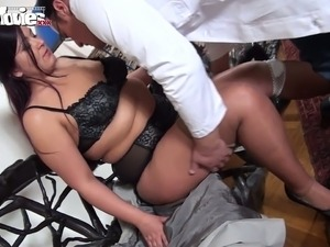 wife vibrator in ass video
