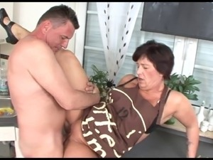 Mature hardcore compilation with lots of slutty old ladies