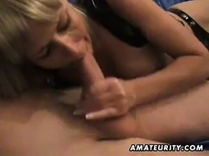 Mature amateur housewife full blow Leonor from 1fuckdatecom