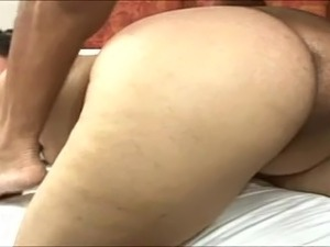 Nice anal prolapsette of this mature