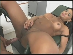 Thick Shemale Takes a Trip to the Doctor -- Chief5612