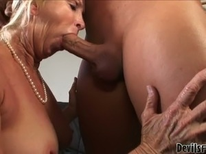 Horny Grannies Love To Fuck