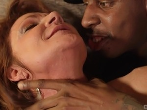 abused by two black guys porn