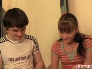 russian teen models video